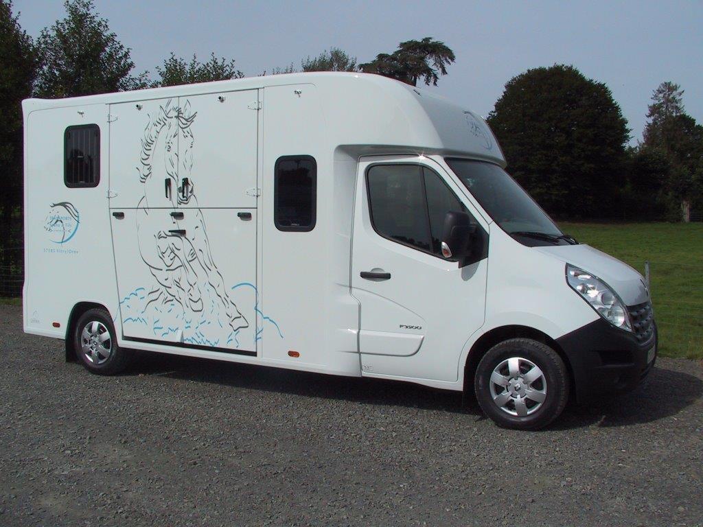 Vans Chardron Transports Spanu