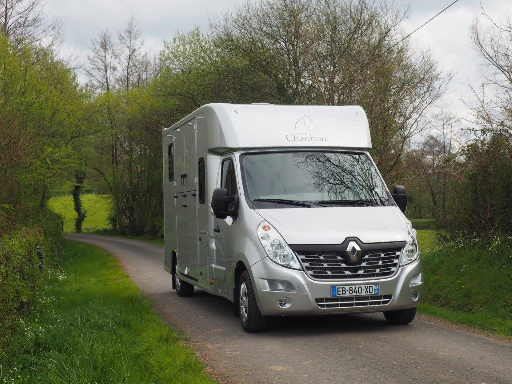 Vans Chardron Transports Renaud Mancer