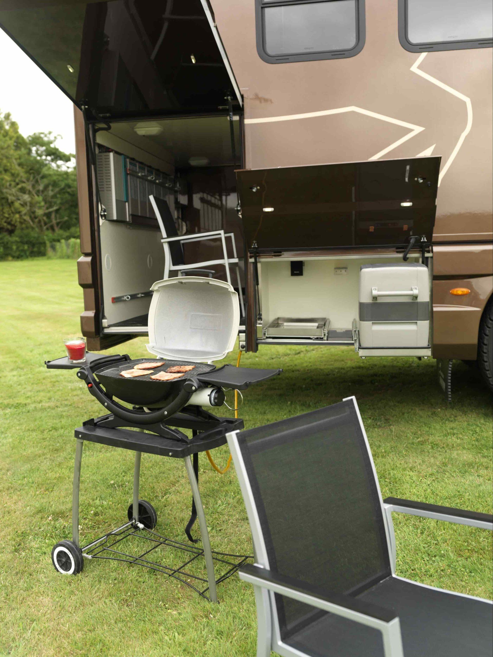 Vans Chardron camping cars haut de gamme