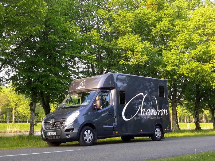 Vans Chardron 2 ch modele expo
