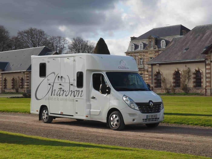 Vans Chardron 2 ch Stalle modele expo