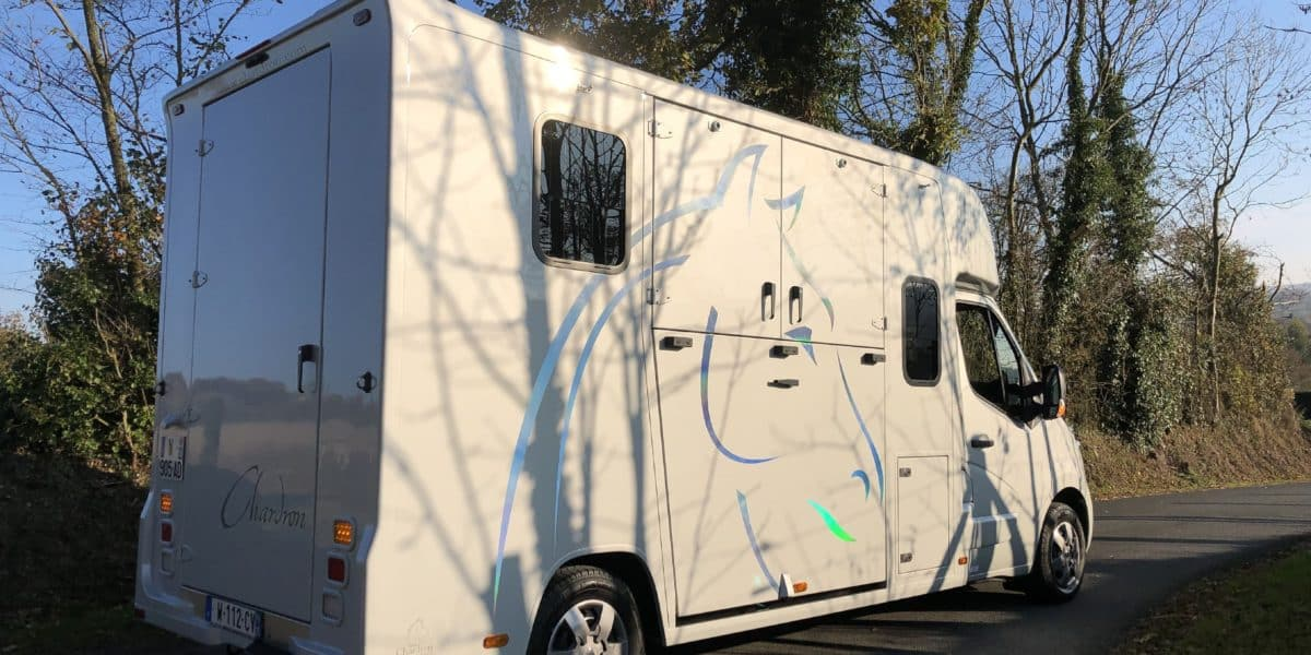 camion stalle chardron neuf