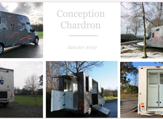 rétrospective début d'année des camions chardron