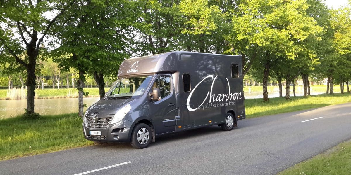 Camion chevaux Sport Chardron