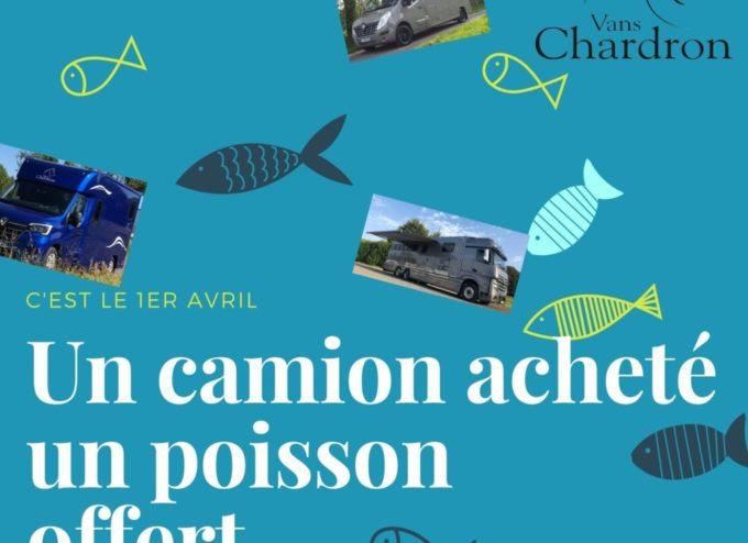 1er avril chez Chardron